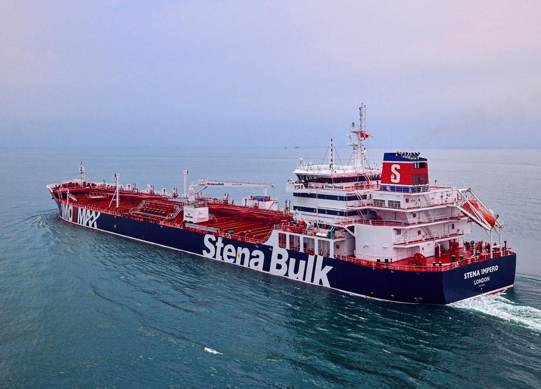 Type of vessels | Stena Bulk